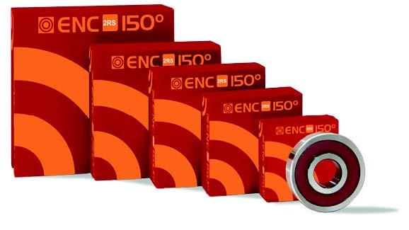 Cajas de Rodamientos de temperatura ENC 150º