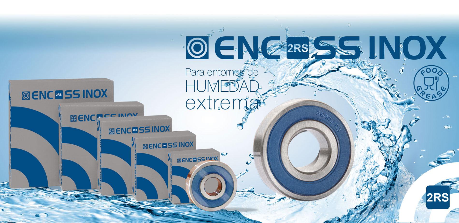 rodamientos para aplicaciones con alto grado de humedad